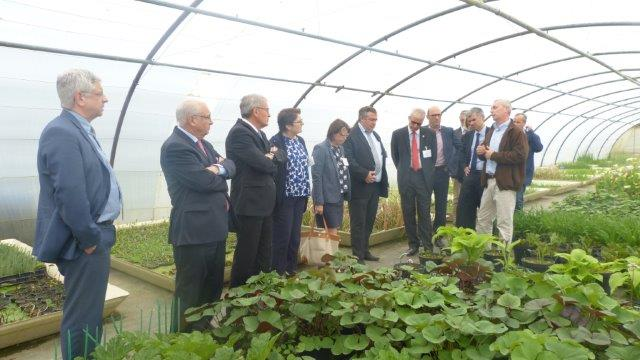 Visite technique - CCI Touraine